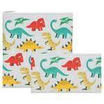 Now Designs Snack Bag Set - Dandy Dinos