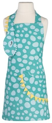 Now Designs Kids Apron - Dino DayDreamer