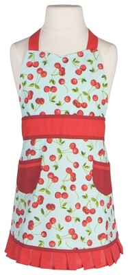 Now Designs Kids Apron - Cherries