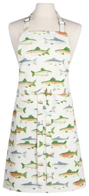 Now Designs Apron - Gone Fishin'