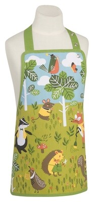 Now Designs Kids Apron - Critter Capers