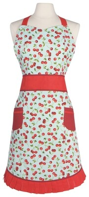Now Designs Apron - Cherries