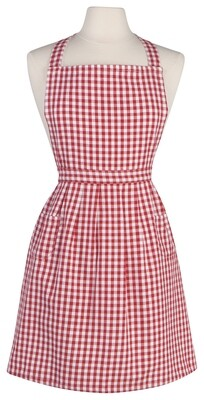 Now Designs Apron - Gingham