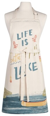 Now Designs Apron - Lake Life