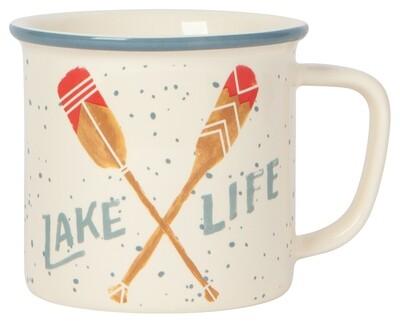 Now Designs Mug - Lake Life