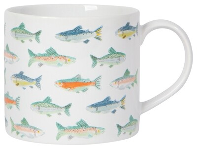 Now Designs Boxed Mug - Gone Fishin'