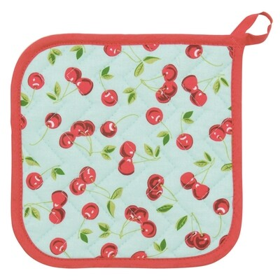 Now Designs Pot Holder - Cherries