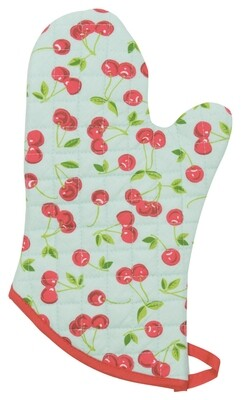 Now Designs Mitt - Cherries