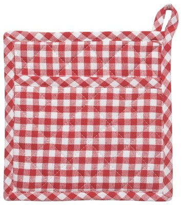 Now Designs Pot Holder - Gingham