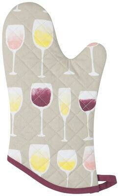 Now Designs Mitt - Wine Tasting