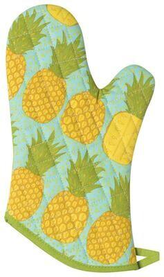 Now Designs Mitt - Pineapples