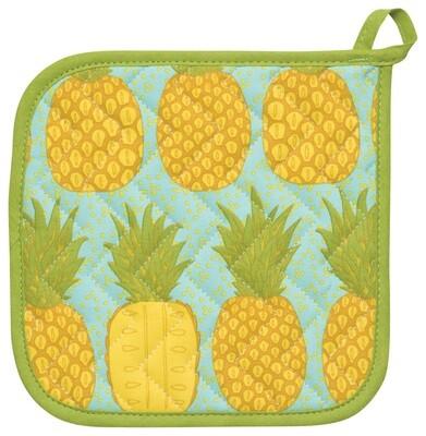 Now Designs Pot Holder - Pineapples