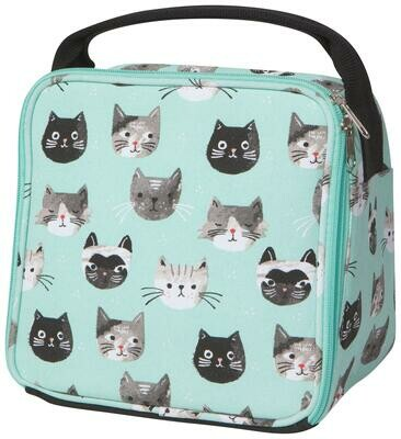 Now Designs Lunch Bag - Cats Meow