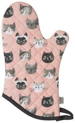 Now Designs Mitt - Cats Meow