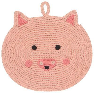 Now Designs Trivet - Penny Pig