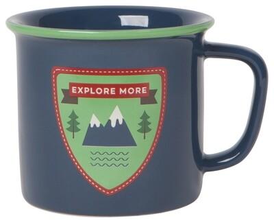 Now Designs Mug - Explore More