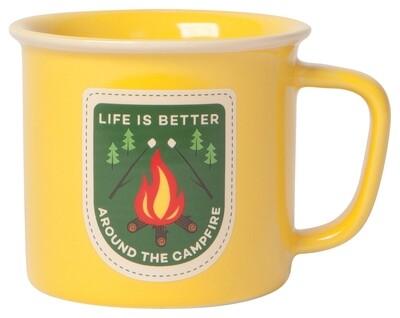 Now Designs Mug - Life is Better