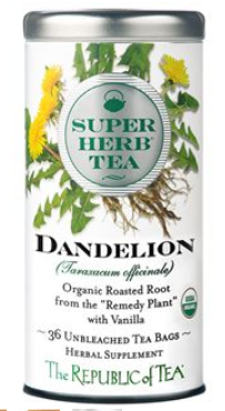 The Republic of Tea - Organic Dandelion SuperHerb