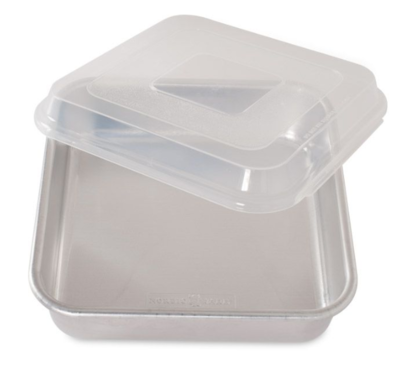 Nordic Ware Naturals 9x9 Cake Pan with Lid