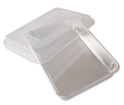 Nordic Ware Naturals 9x13 Cake Pan with Lid
