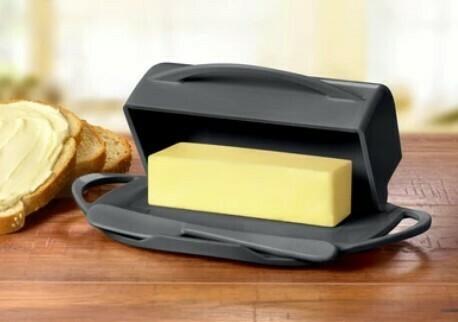 Butterie Butter Dish - Grey