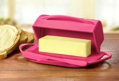 Butterie Butter Dish - Pink