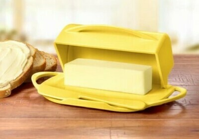 Butterie Butter Dish - Yellow