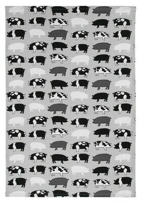 Mu Towel - Pigs