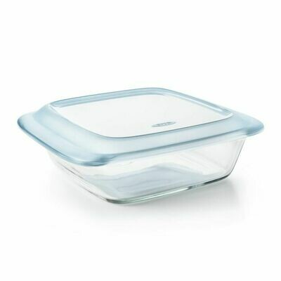 Oxo Glass 2-Qt Baker with Lid