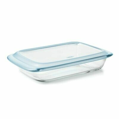 Oxo Glass 3 Qt Baker with Lid