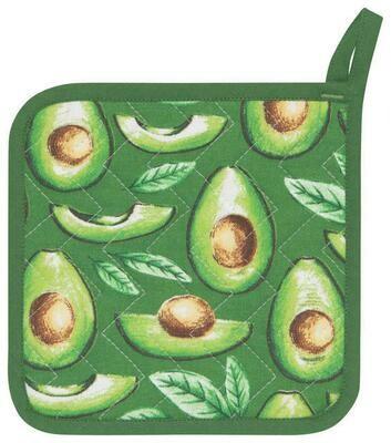 Now Designs Pot Holder - Avocados