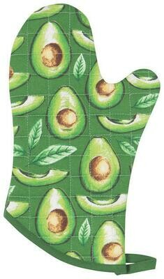 Now Designs Mitt - Avocados