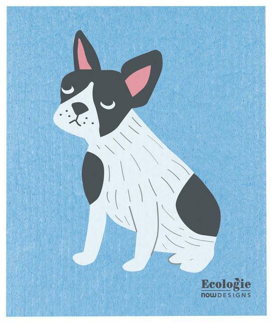 Now Designs Swedish Dishcloth - Handsome Hound