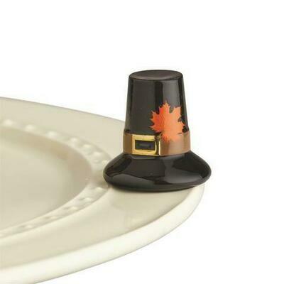Nora Fleming We Gather Together Pilgrim Hat Mini