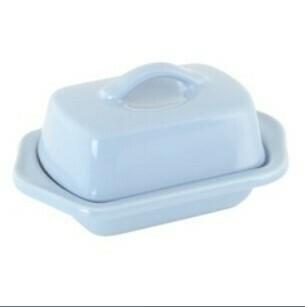 Chantal Mini Butter Dish - Glacier Blue