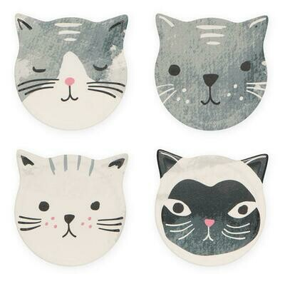Now Designs Soak Up Coasters - Cats Meow