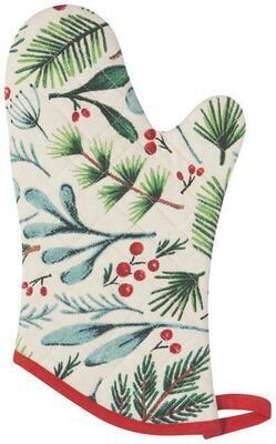 Now Designs Mitt - Bough & Berry