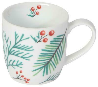 Now Designs Mug - Bough & Berry