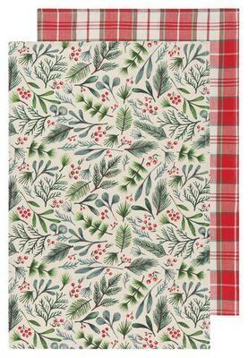 Now Designs Towel Set - Bough & Berry