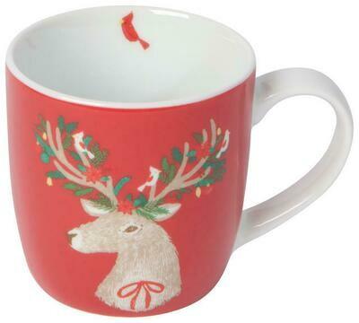 Now Designs Mug - Dasher Deer