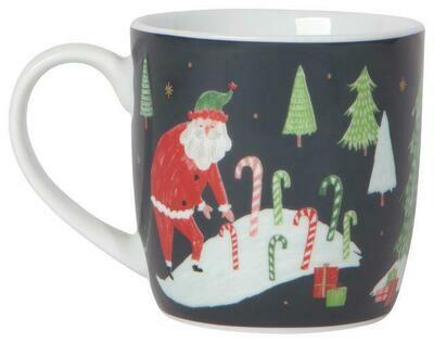 Now Designs Mug - Must Be Santa