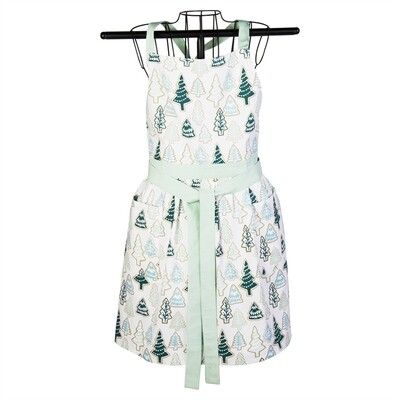 Tag Apron - Cookie Trees