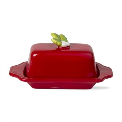 Tag Butter Dish - You'd Butter Be Good