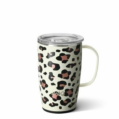 Swig Insulated Mug - Luxy Leopard