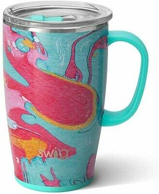 Swig Insulated Mug - Cotton Candy