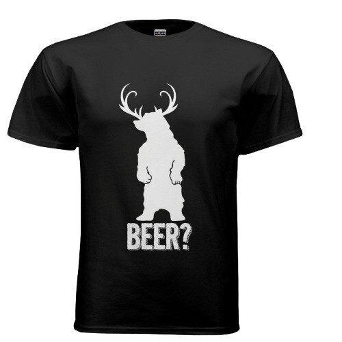 Beer Tee - Men (Moisture-Wicking)