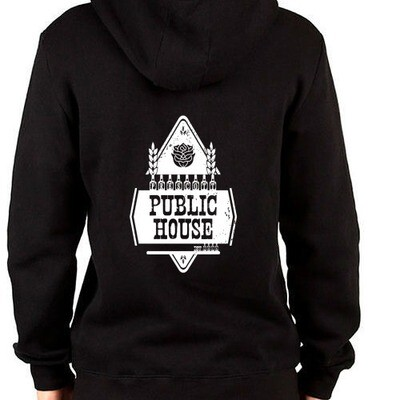 Public House Fleece Hoodie (Unisex)