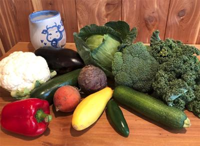 Veggie Box 10lb