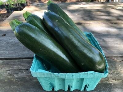 Organic Local Zucchini