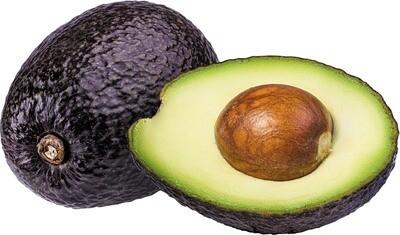 Avocado, MX Haas 60ct.  RIPE